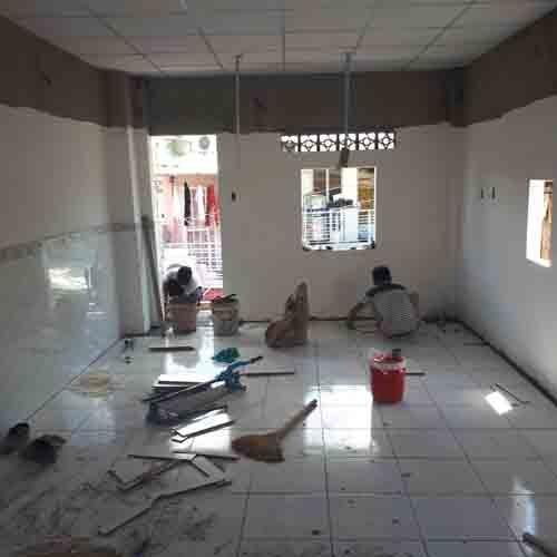 Công trình sửa chữa nhà ở của chú Hoàng Quận 7